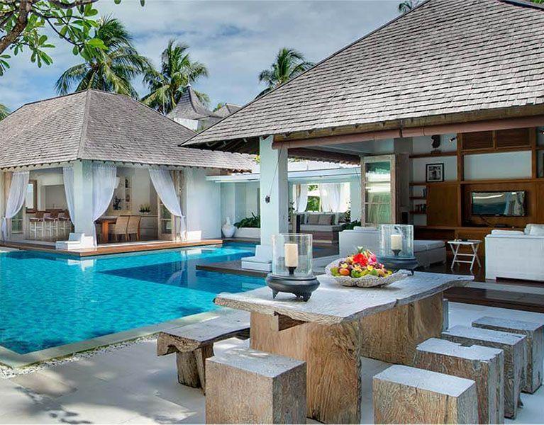 Links Villa Jajaliluna Seminyak 4 Bedroom Luxury Villa Bali